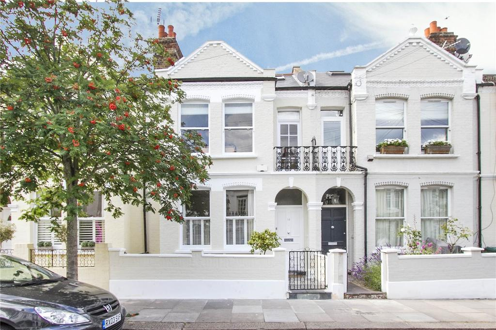 5 Bedrooms Terraced House for sale in Wardo Avenue, London