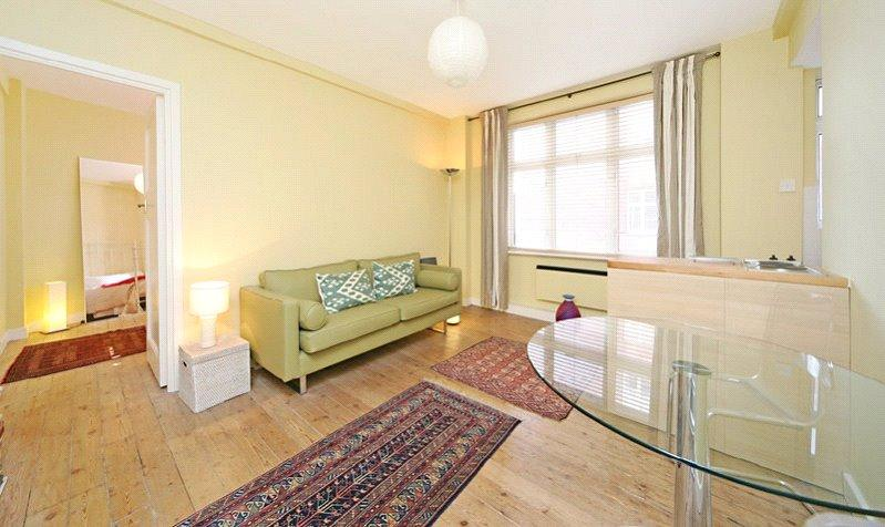 1 Bedroom Flat for sale in Cliffords Inn, Fetter Lane, Covent Garden, City Of London