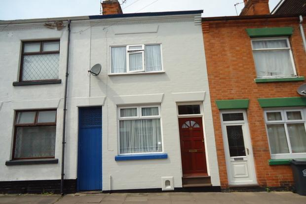 3 Bedrooms Terraced House for sale in Rowan Street, Leicester, LE3