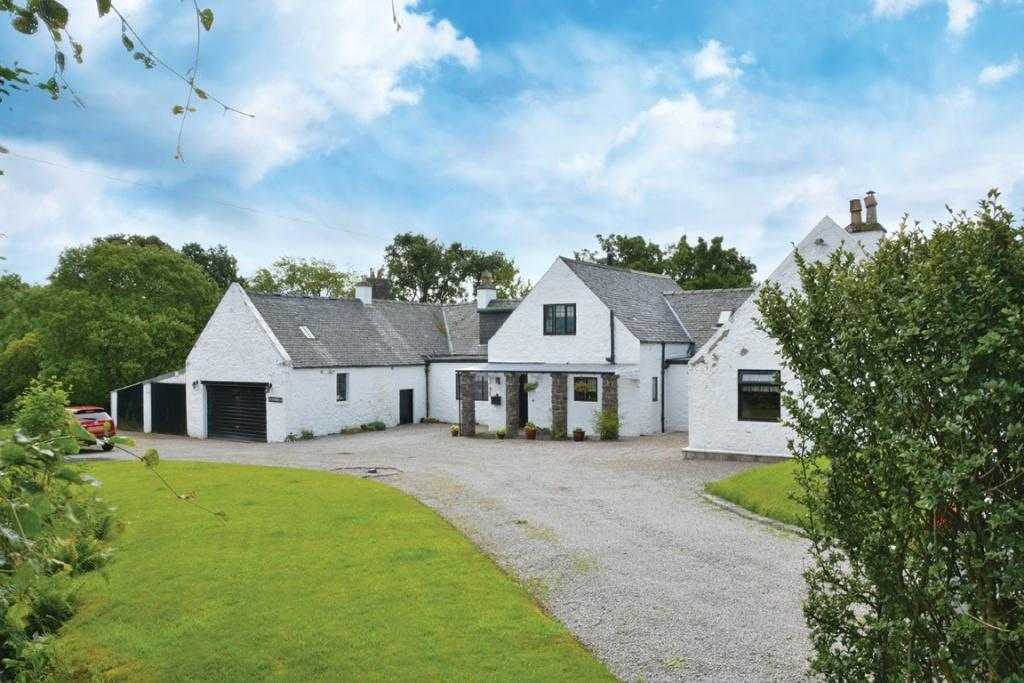 6 Bedrooms Detached House for sale in Glenmill, By Kilmacolm, PA13 4TD