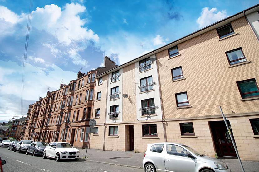 2 Bedrooms Flat for sale in 57 Strathcona Drive, Anniesland, G13 1JH