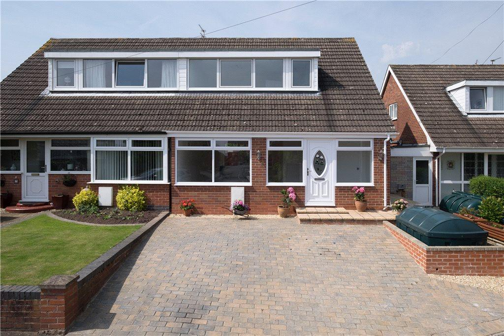 3 Bedrooms Semi Detached House for sale in Catherton Close, Cleobury Mortimer, Kidderminster, Shropshire, DY14