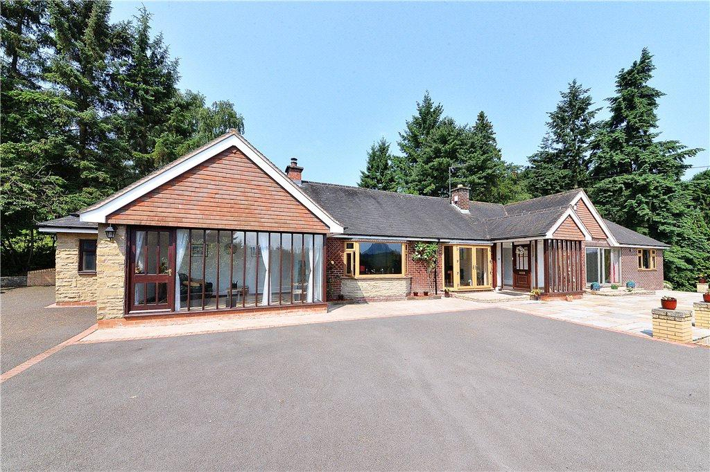 4 Bedrooms Detached Bungalow for sale in Dowles Road, Bewdley, DY12