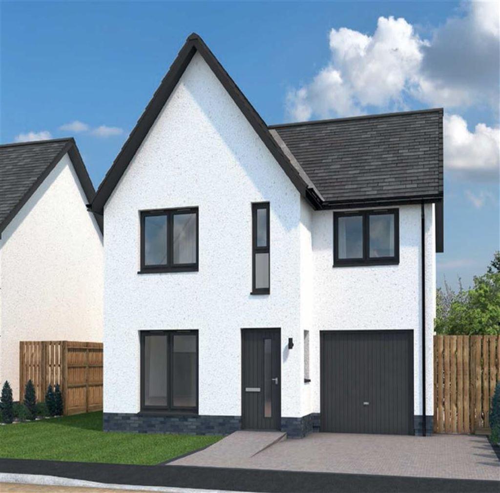4 Bedrooms Detached House for sale in Backworth Park, Shiremoor, Tyne Wear, NE27