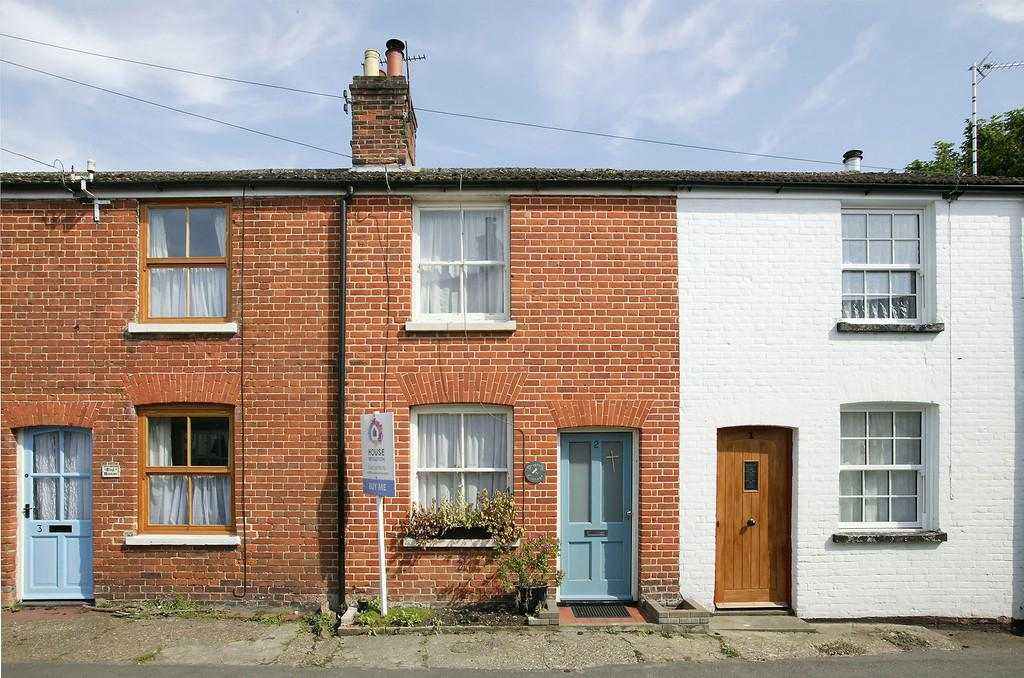 2 Bedrooms Terraced House for sale in High Street, Ludham