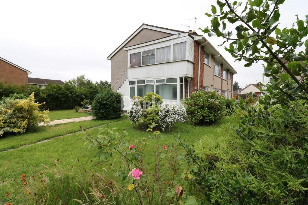 2 Bedrooms Flat for sale in Clos Hendre, Rhiwbina, Cardiff, CF14
