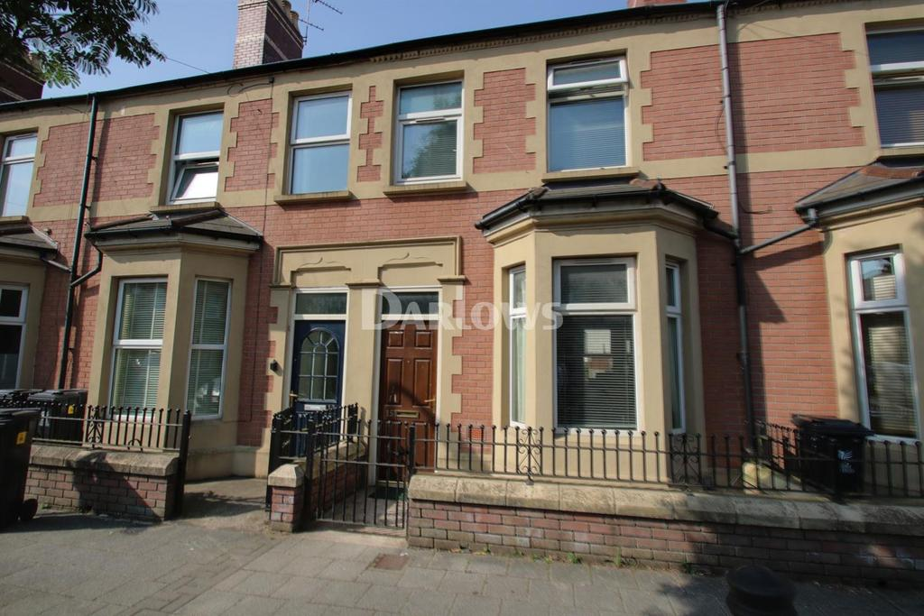2 Bedrooms Terraced House for sale in Monmouth Street, Grangetown