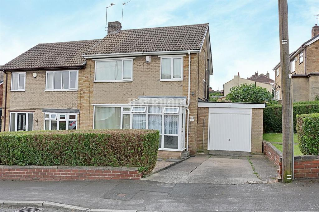 3 Bedrooms Semi Detached House for sale in Sandhill Close, Rawmarsh