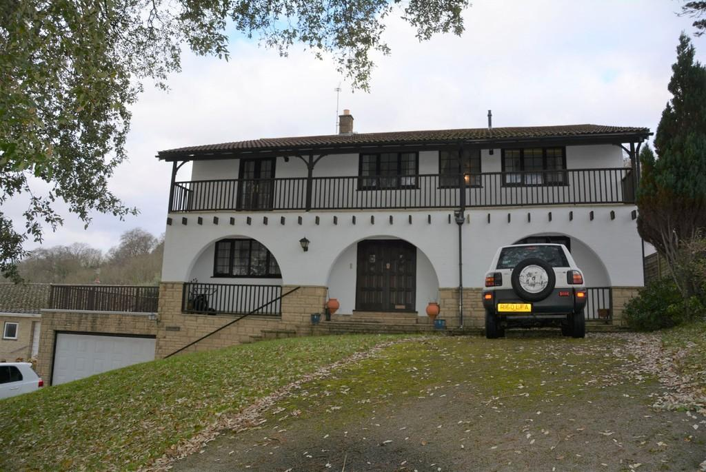 5 Bedrooms Detached House for sale in Lodge Drive, Weston-super-Mare