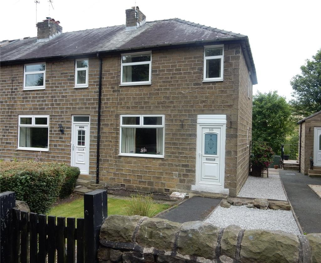 2 Bedrooms Terraced House for sale in Field Head, Upperclough, Linthwaite, HD7