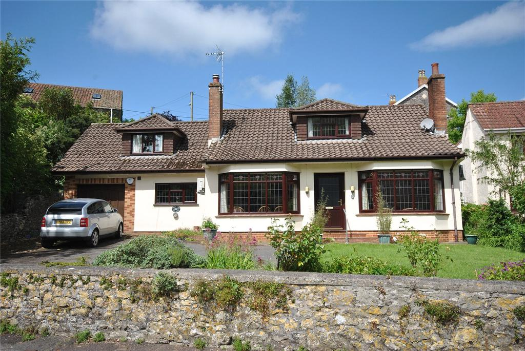 4 Bedrooms Detached House for sale in The Bays, Cheddar, Somerset, BS27