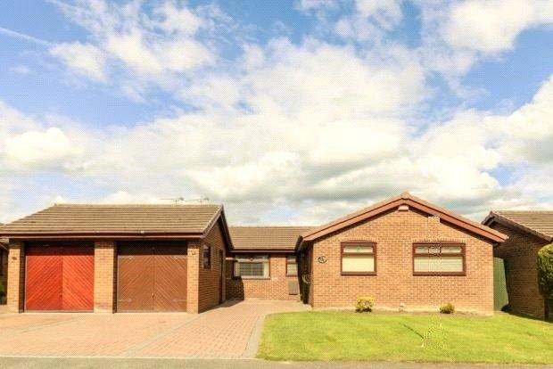 3 Bedrooms Detached Bungalow for sale in Becconsall Drive, Leighton, Crewe, Cheshire, CW1