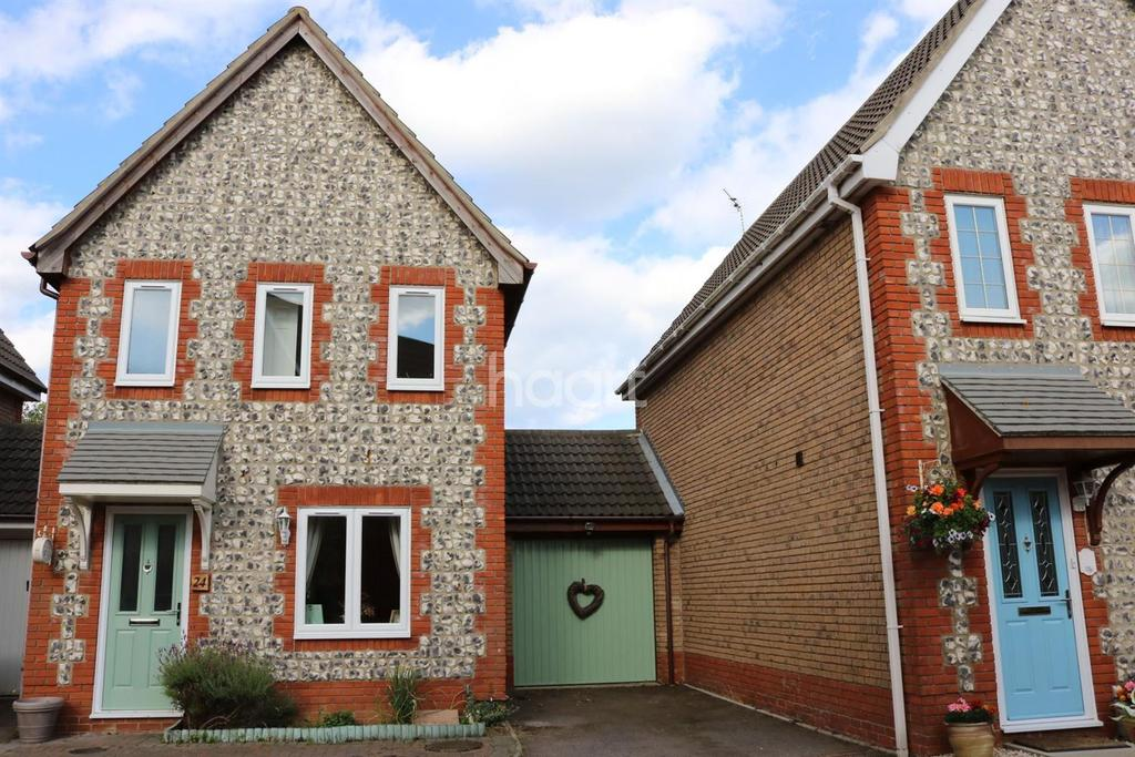 3 Bedrooms Detached House for sale in Carlton Colville, Lowestoft