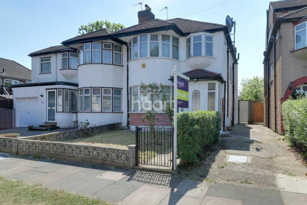 3 Bedrooms Semi Detached House for sale in Trent Gardens, Southgate, N14