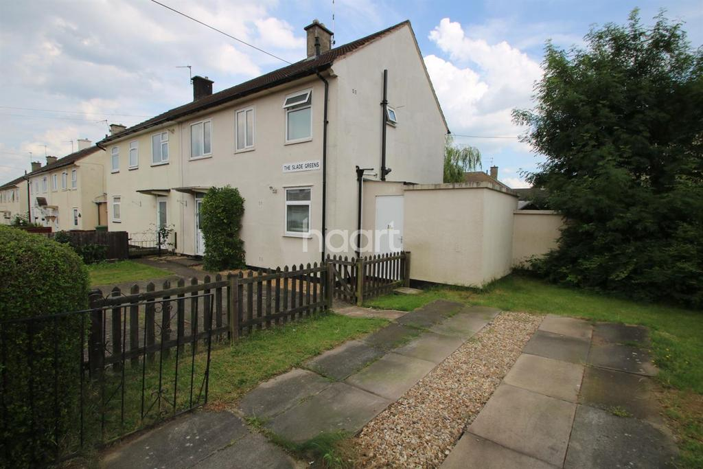 3 Bedrooms Semi Detached House for sale in The Slade Greens, Leicester