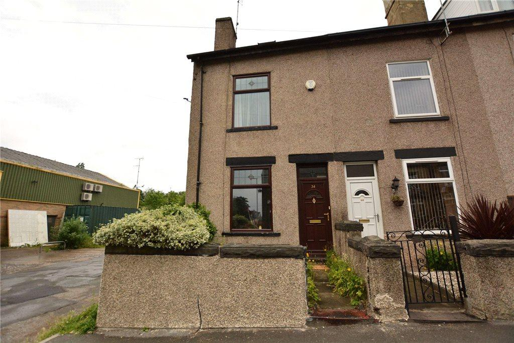 3 Bedrooms Terraced House for sale in Woodlands Terrace, Stanningley, Pudsey, West Yorkshire