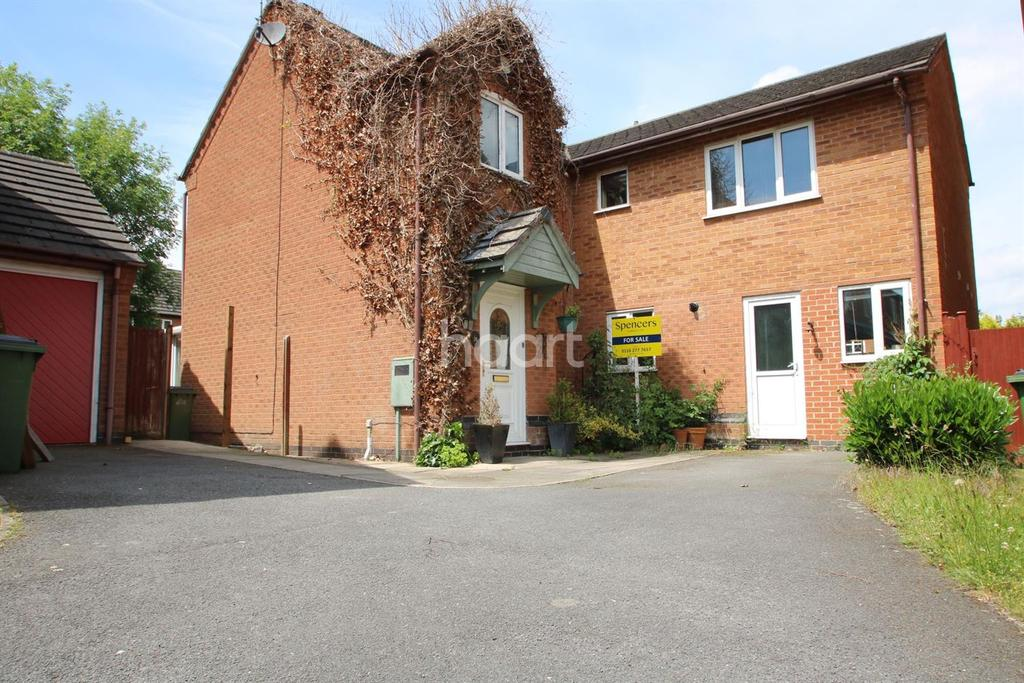 4 Bedrooms Detached House for sale in Broadfield Way, Countesthorpe, Leicester