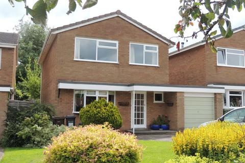 4 bedroom detached house for sale - Purnells Way, Knowle, Solihull
