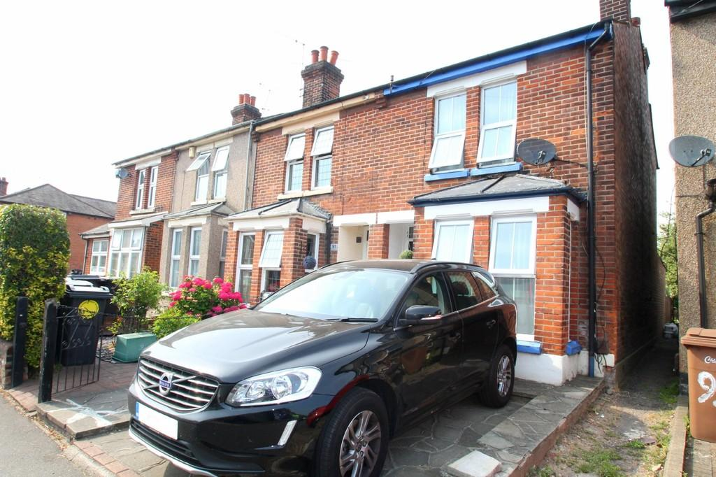3 Bedrooms Semi Detached House for sale in Rectory Lane, Chelmsford