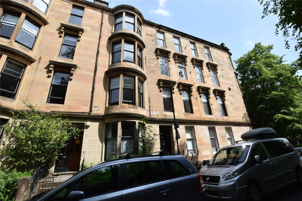 2 Bedrooms Apartment Flat for sale in 3/1, Turnberry Road, Hyndland, Glasgow