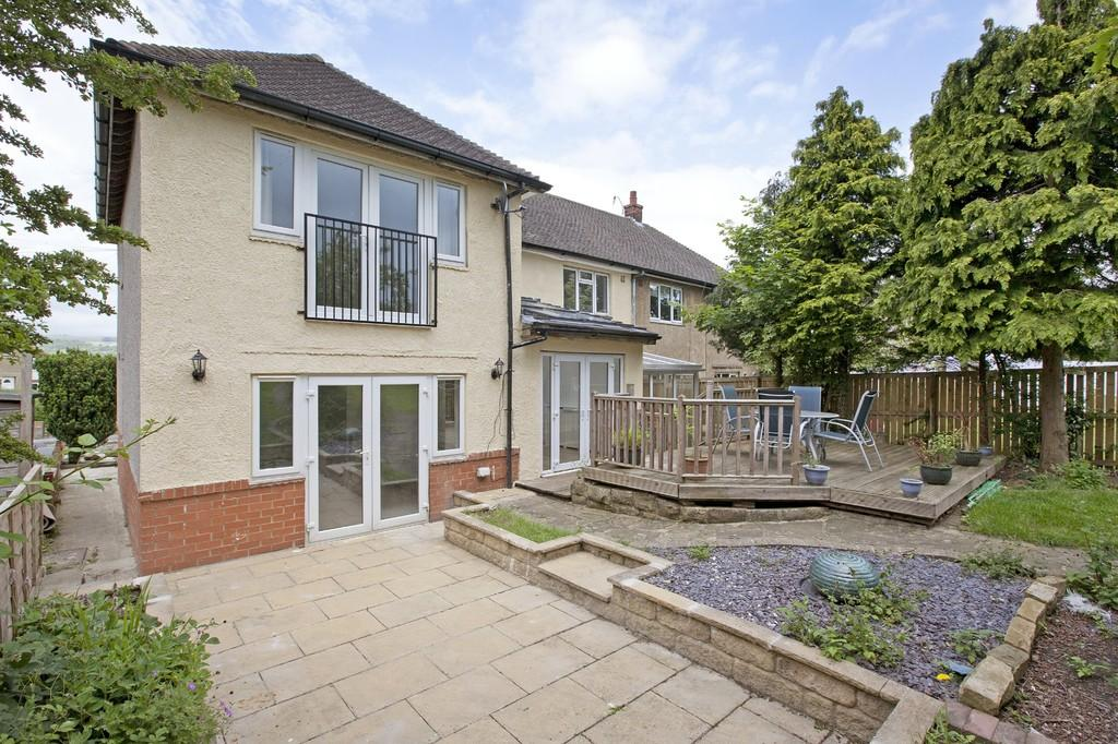 4 Bedrooms Semi Detached House for sale in Aireville Terrace, Burley in Wharfedale