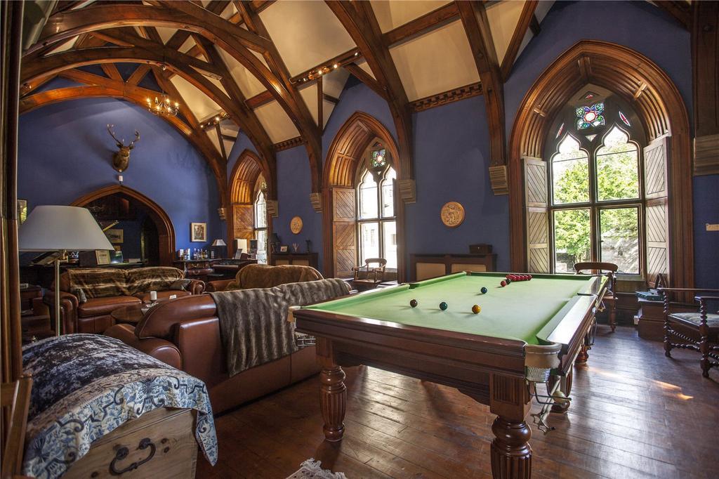 Chapel/Games Room