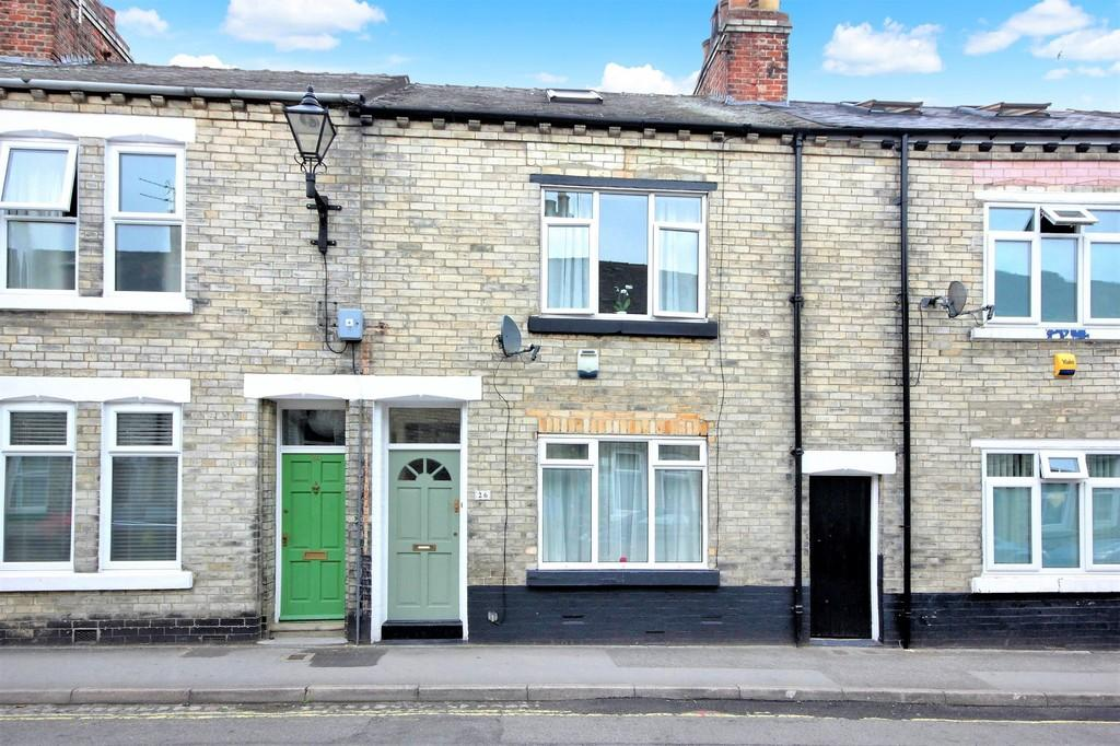 2 Bedrooms Terraced House for sale in Moss Street, York