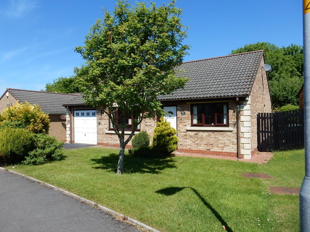 2 Bedrooms Detached Bungalow for sale in Meadow Vale, Seaton