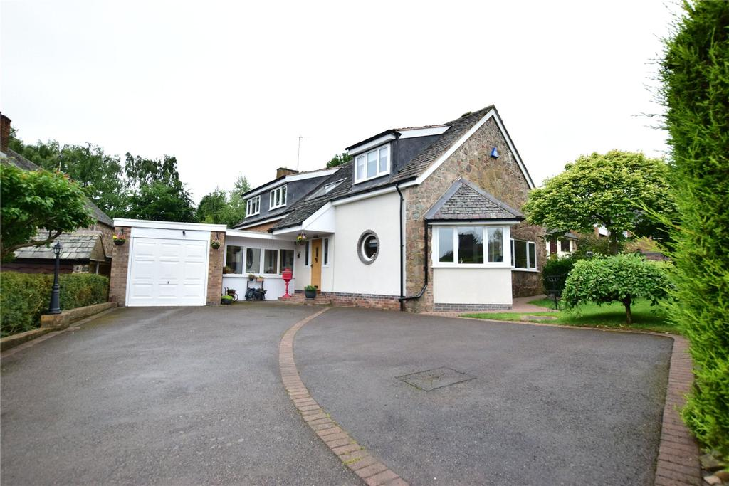 4 Bedrooms Detached House for sale in Grey Crescent, Newtown Linford, Leicester