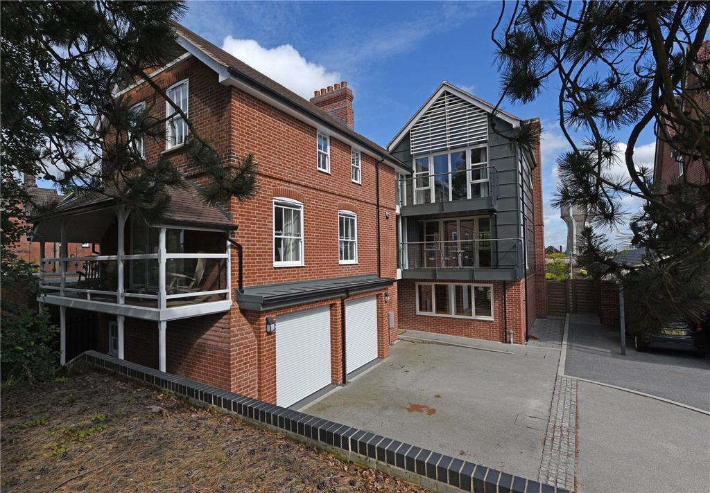 5 Bedrooms Detached House for sale in Park Gate, Ipswich, Suffolk, IP1