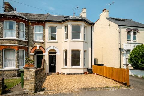 4 bedroom semi-detached house to rent - Victoria Park, Cambridge