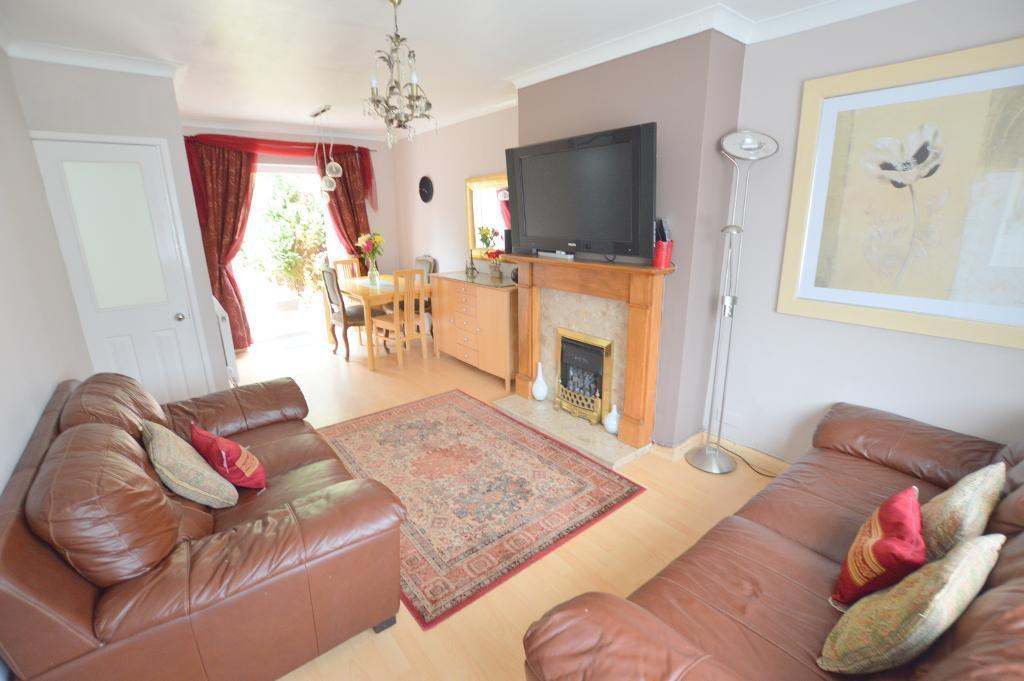 4 Bedrooms Semi Detached House for sale in Meyrick Avenue, South Luton, Luton, LU1 5JS