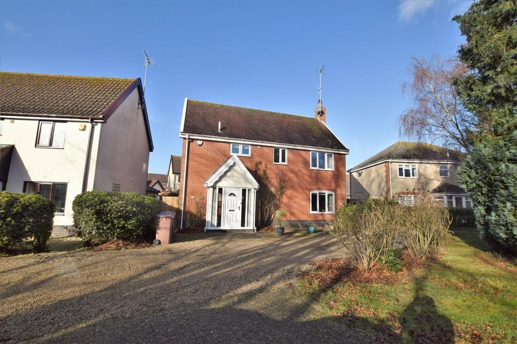 4 Bedrooms Detached House for sale in The Granary, Clare, Sudbury CO10 8LL