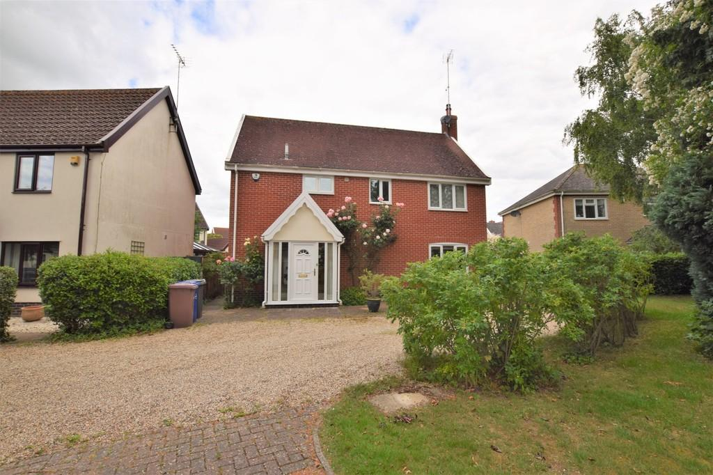 4 Bedrooms Detached House for sale in Clare, Sudbury