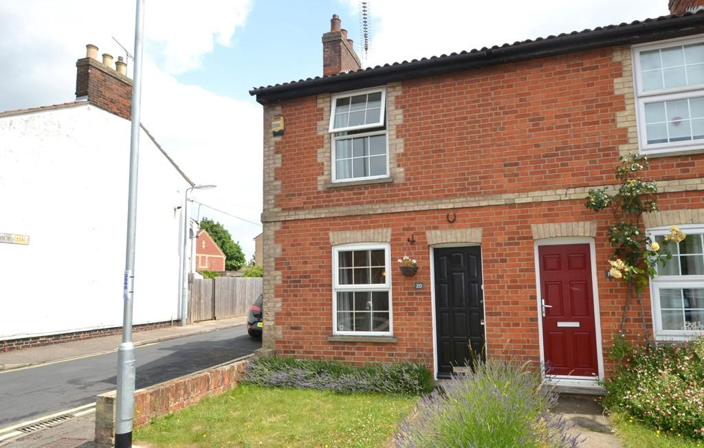 3 Bedrooms End Of Terrace House for sale in Belvedere Road, Ipswich, Suffolk, IP4 4AA
