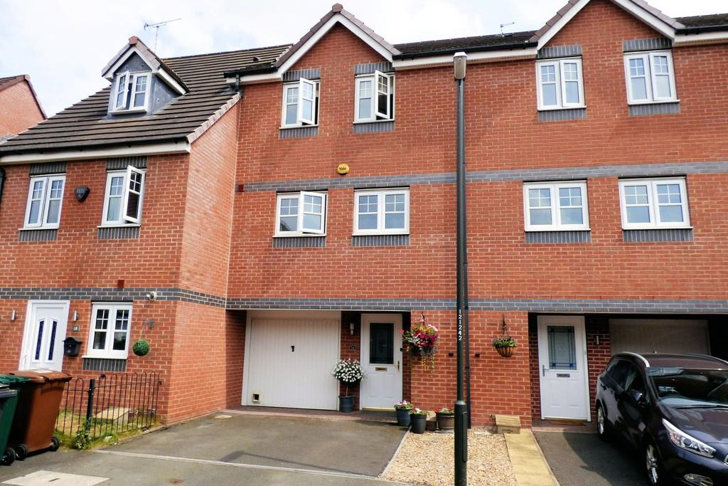 3 Bedrooms Town House for sale in Otter Street, Hilton