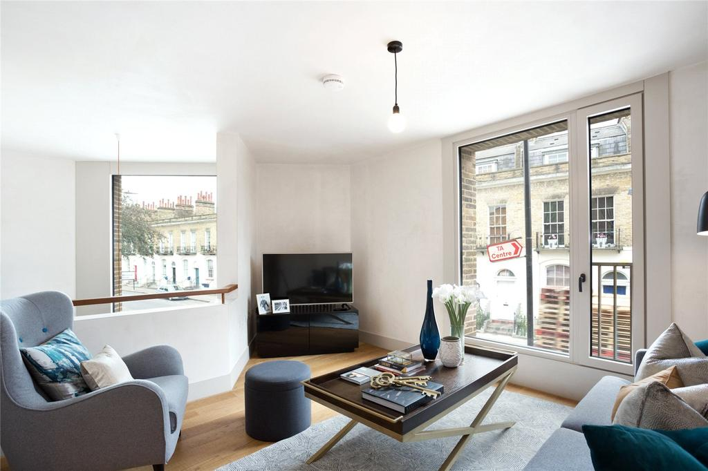 4 Bedrooms Terraced House for sale in Shepherdess Walk, Shoreditch, N1