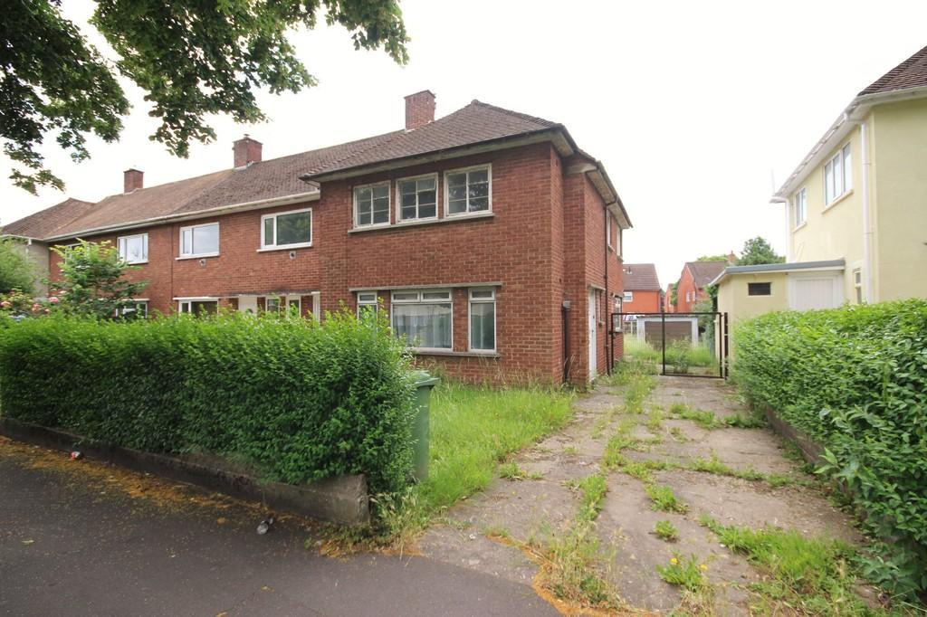 3 Bedrooms End Of Terrace House for sale in Gabalfa Avenue, Gabalfa, Cardiff