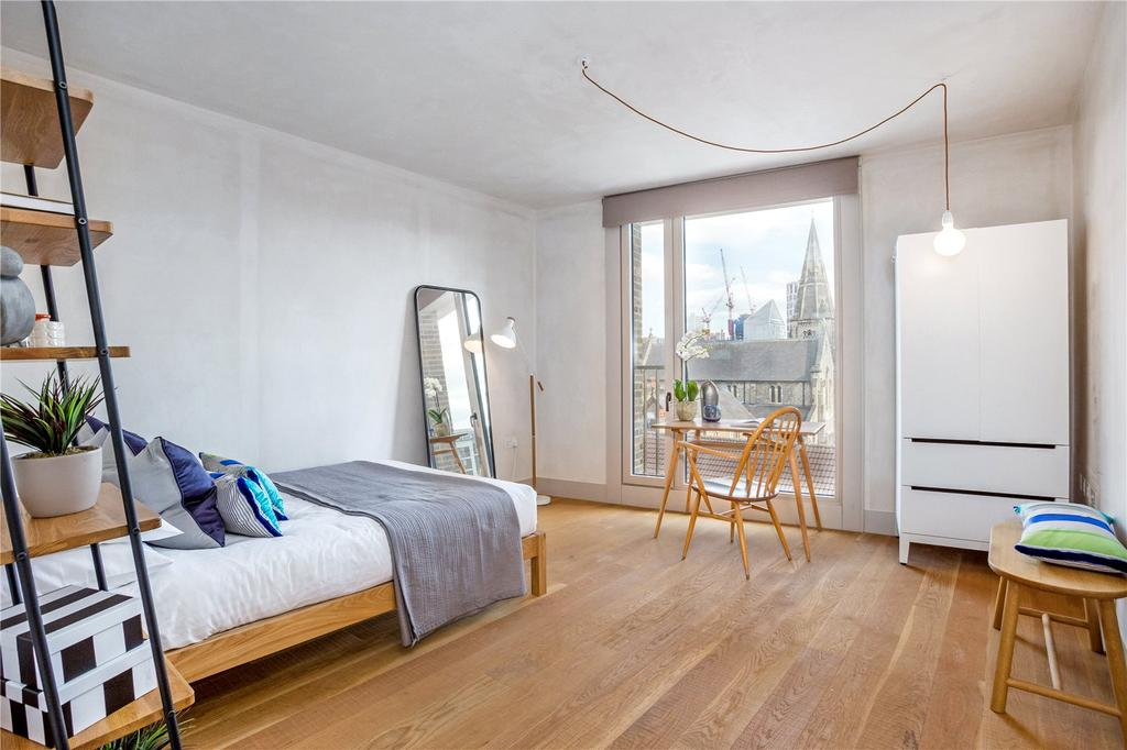 4 Bedrooms Flat for sale in 1 Wenlock Street, Shoreditch, London, N1