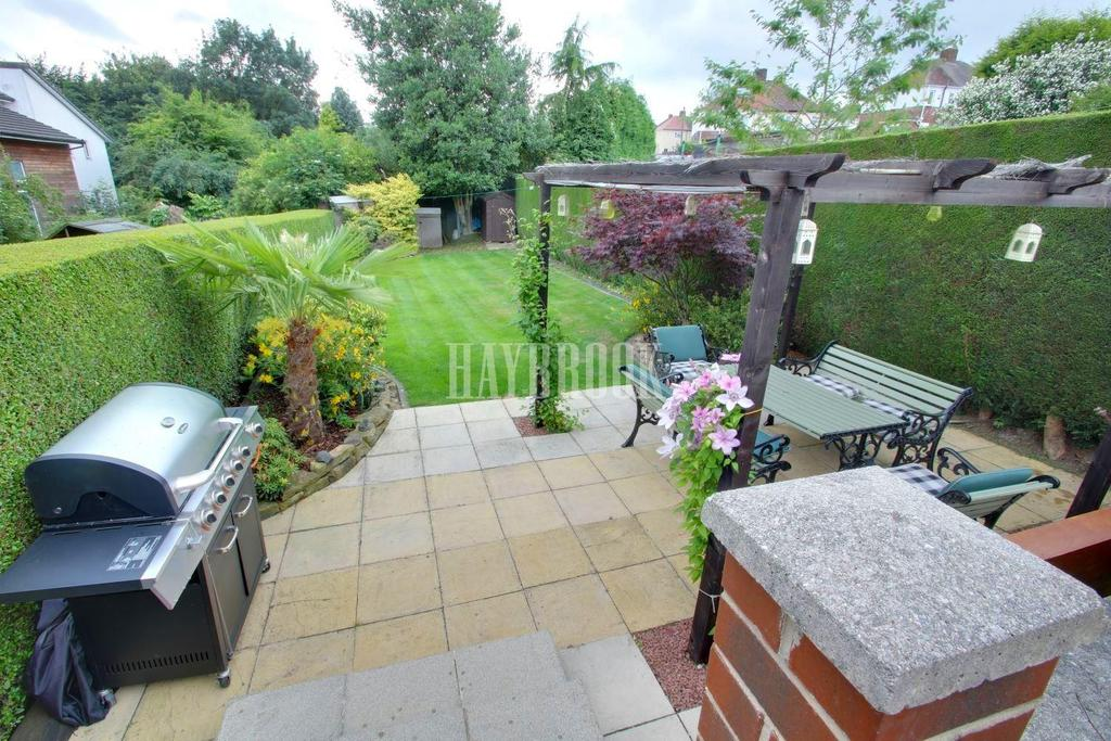 3 Bedrooms Semi Detached House for sale in Mansfield Road, Intake, S12