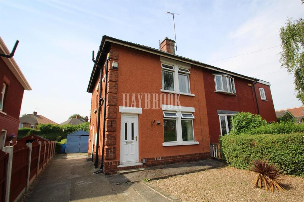 3 Bedrooms Semi Detached House for sale in Willowgarth, Rawmarsh