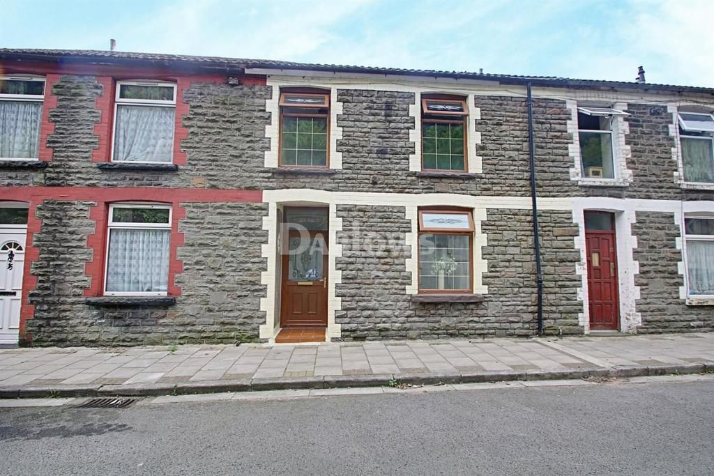 4 Bedrooms Terraced House for sale in Fountain street, Trehafod