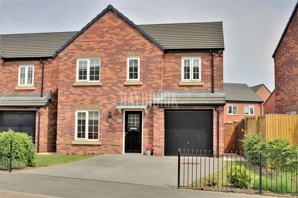 4 Bedrooms Detached House for sale in Dove Road, Mexborough