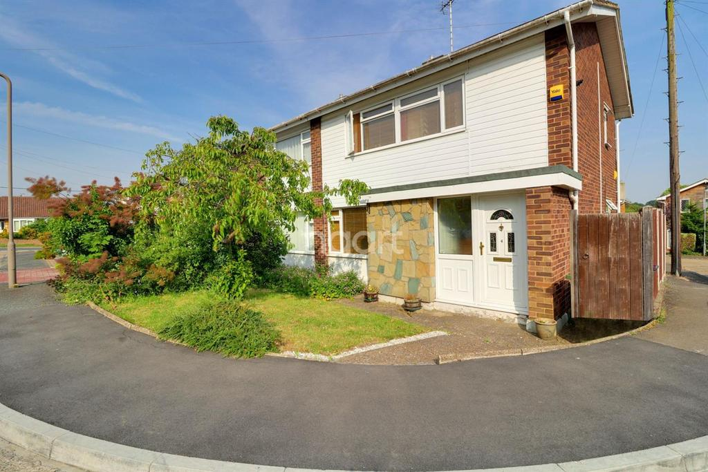 4 Bedrooms Semi Detached House for sale in Silverdale, Rayleigh