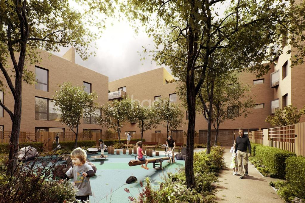 3 Bedrooms Flat for sale in Elmington Green, Southampton Way, Camberwell, SE5
