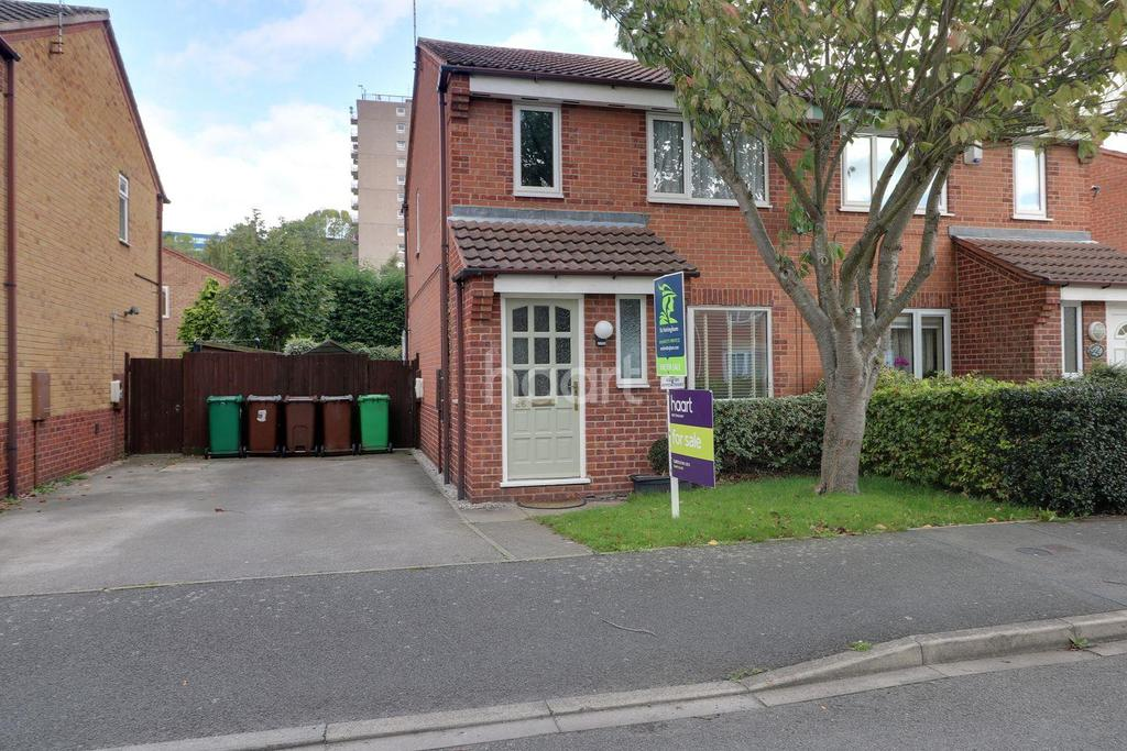 3 Bedrooms Semi Detached House for sale in Bendigo Lane, Colwick