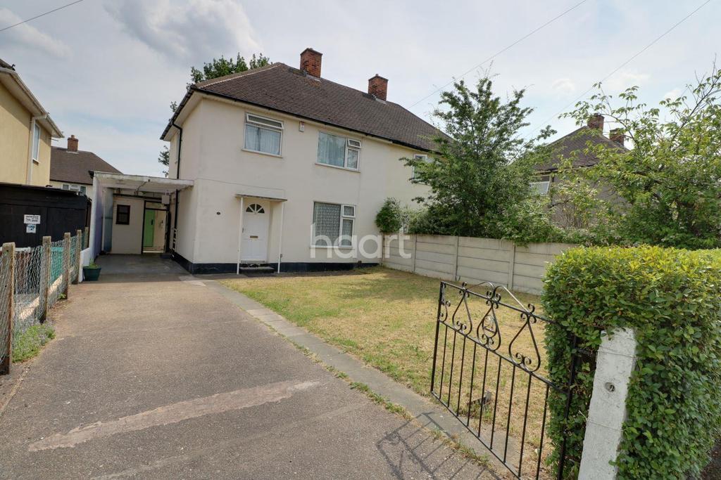 3 Bedrooms Semi Detached House for sale in Birchover Road, Bilborough