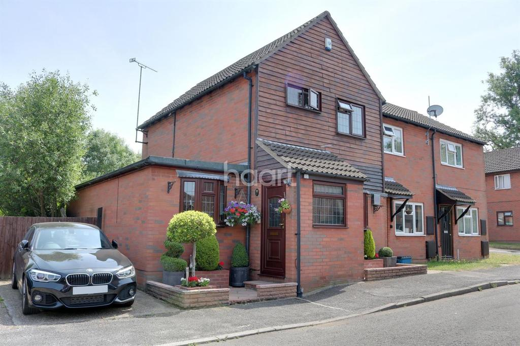 3 Bedrooms End Of Terrace House for sale in Borehamwood