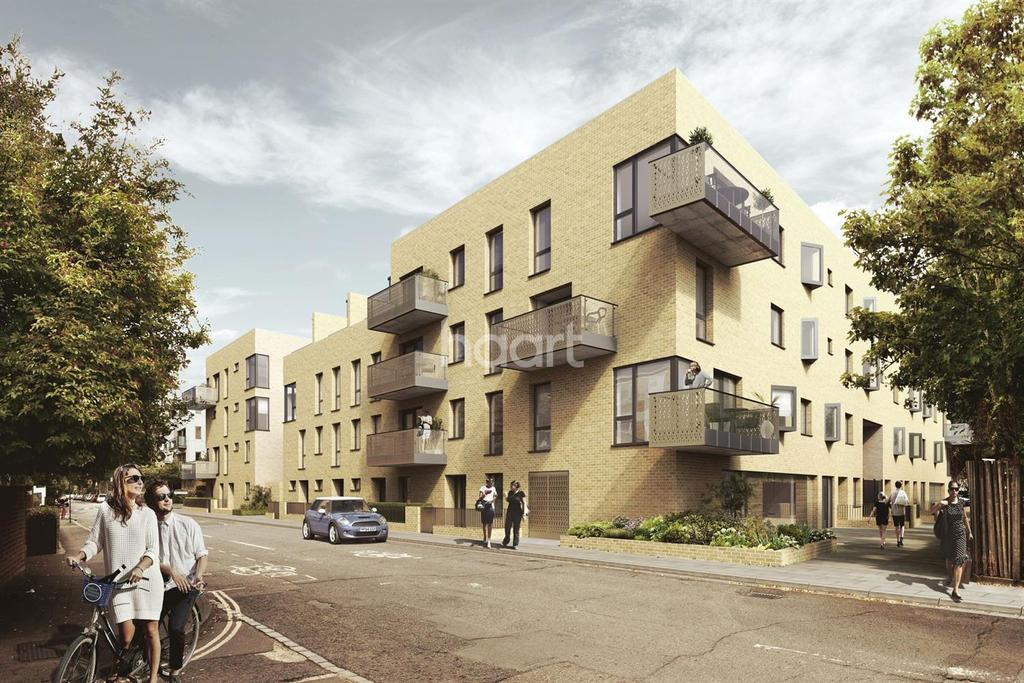 4 Bedrooms End Of Terrace House for sale in Elmington Green, Southampton Way, Camberwell, SE5