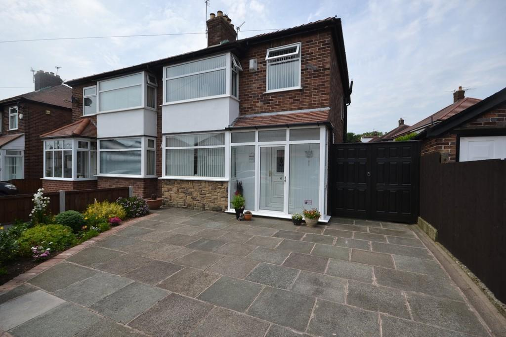 3 Bedrooms Semi Detached House for sale in Rutherford Road, Windle, St. Helens